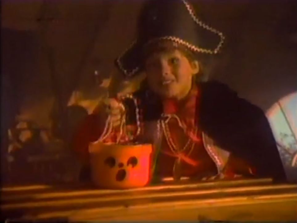 Halloween Boo Buckets Commercial