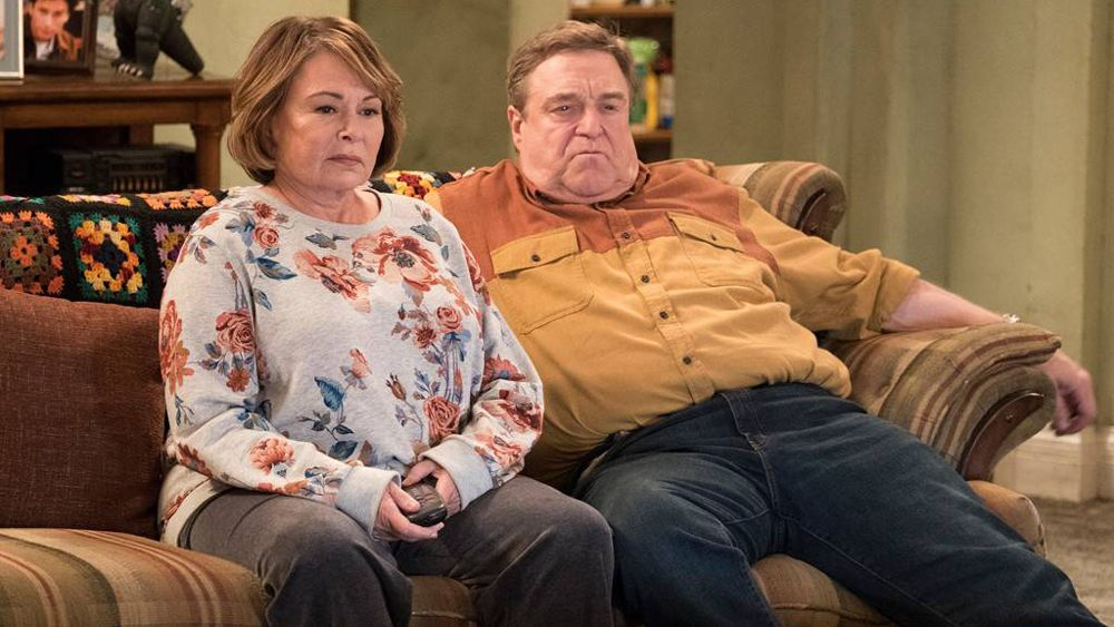 Roseanne and Dan Conner