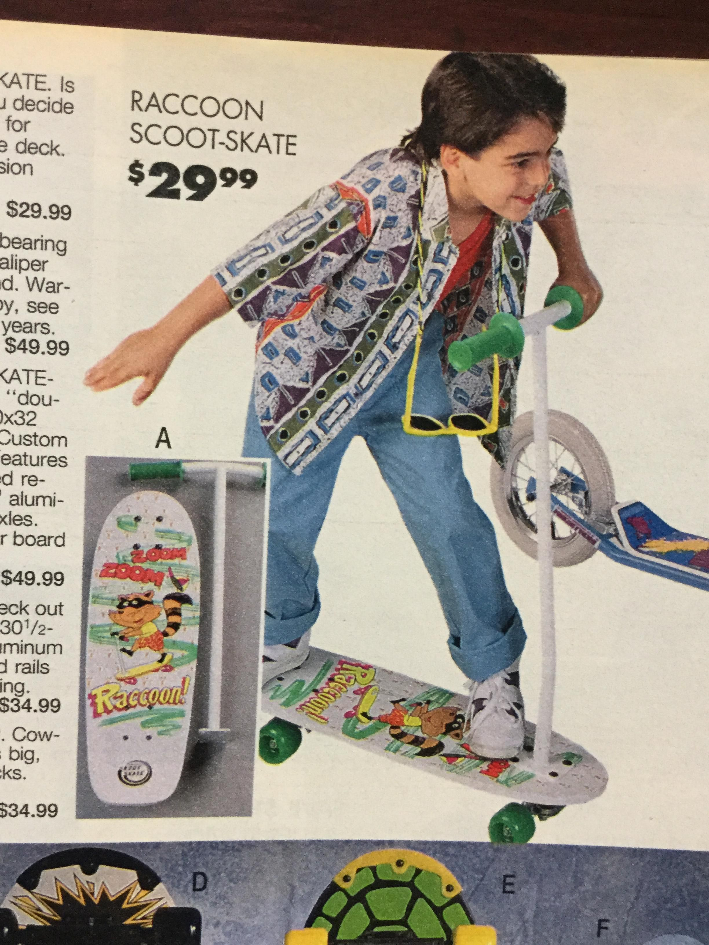 Sears Wish Book Scooter