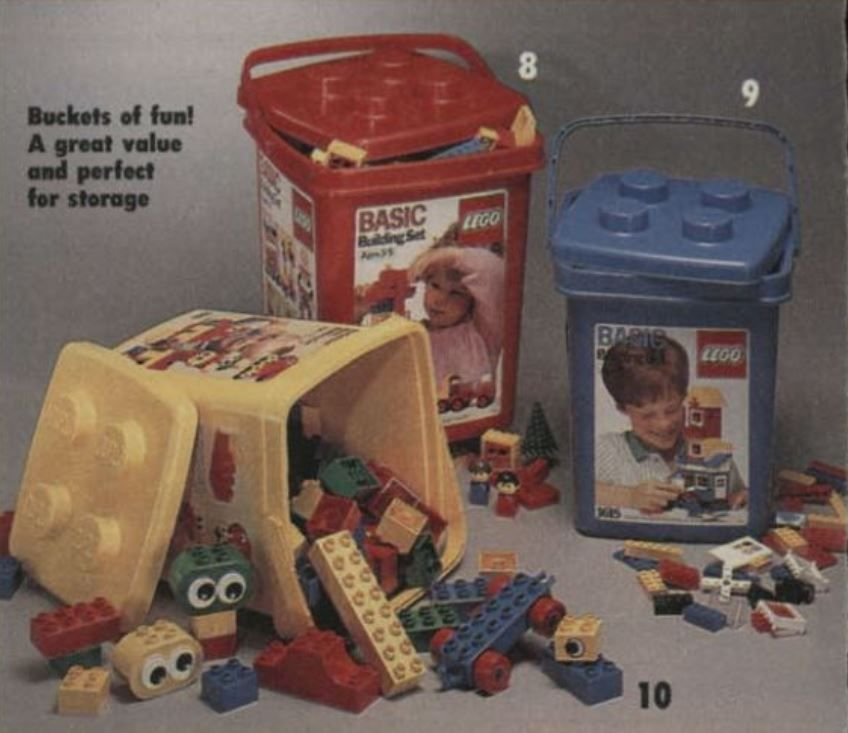Sears wishbook Lego