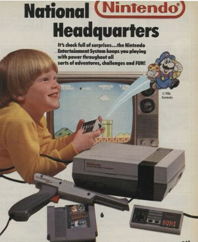 Nintendo wishbook