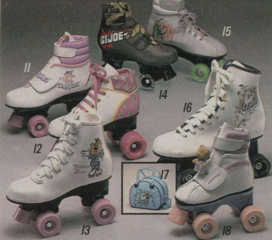 Roller Skates 1988