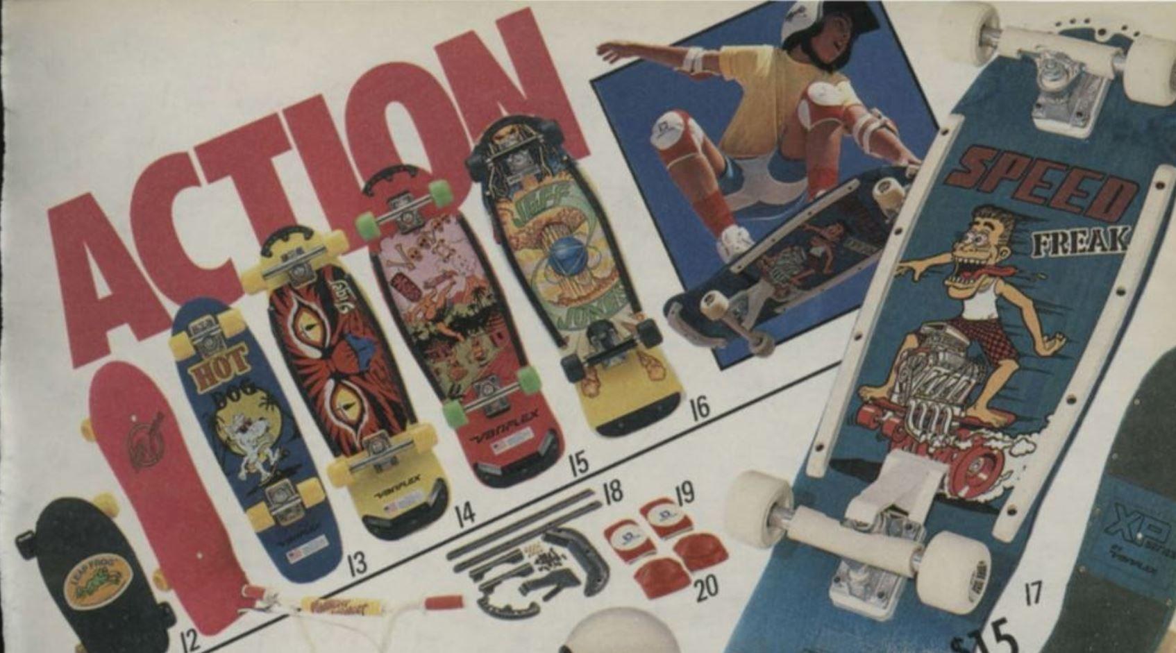 1988 skateboards