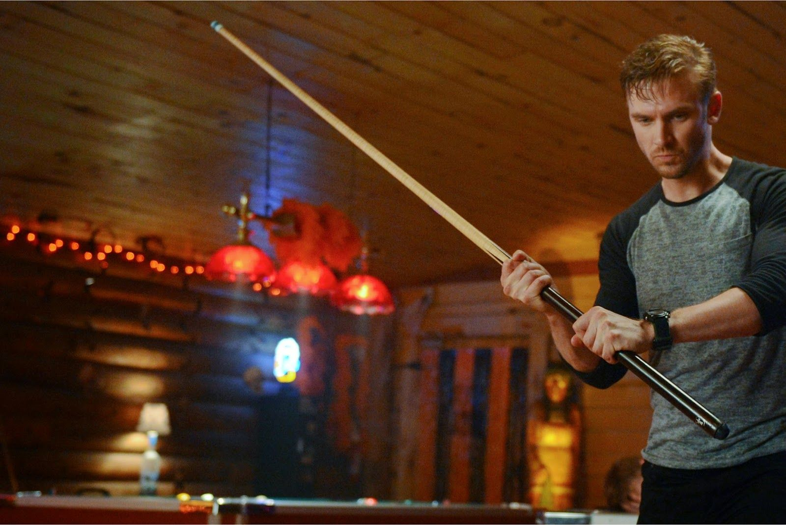 Dan Stevens gets feisty in 'The Guest'