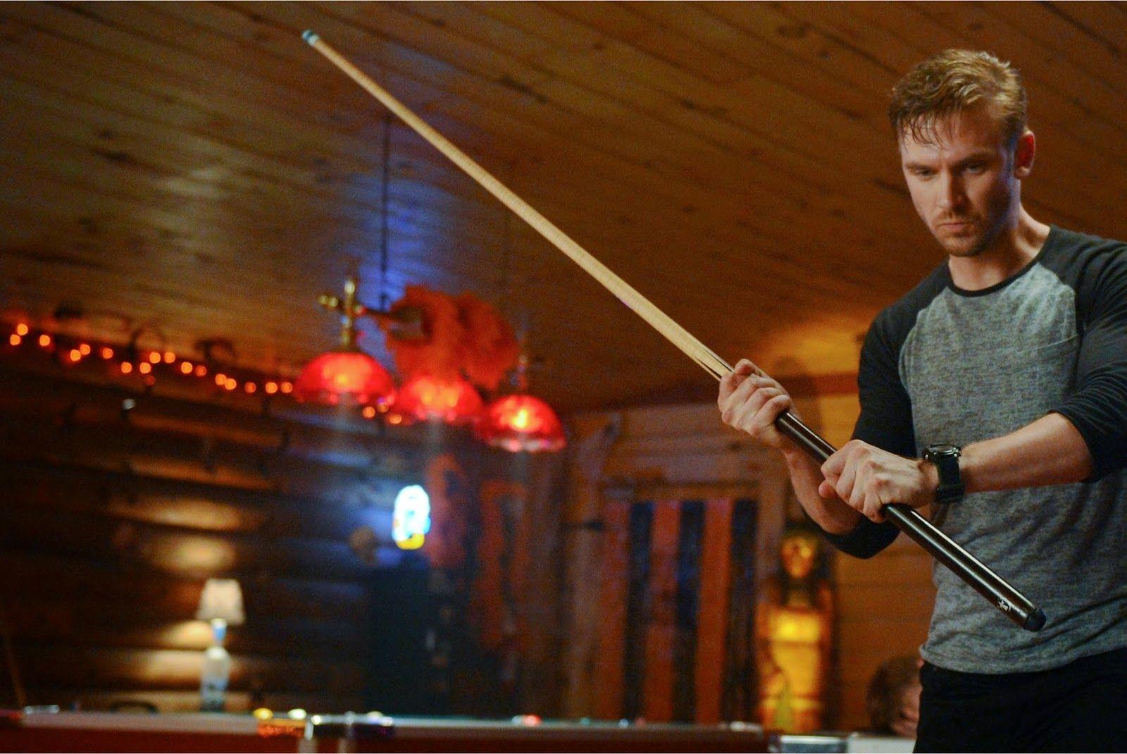 Dan Stevens gets feisty in 'The Guest'