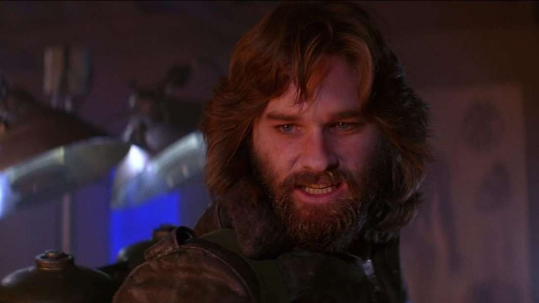 Kurt Russell in 'The Thing'