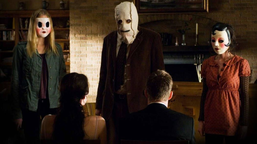 The Strangers in 'The Strangers'