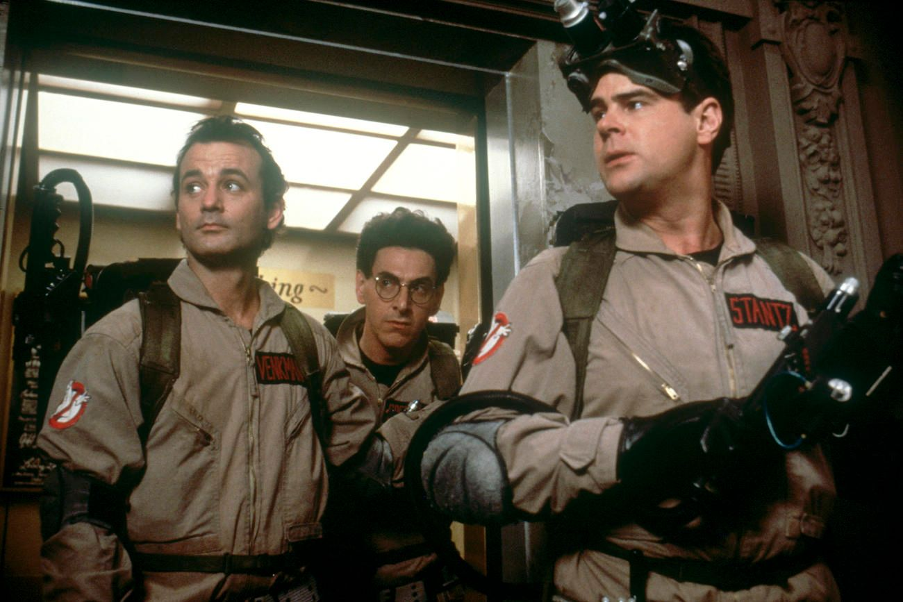 Ghostbusters Original Cast