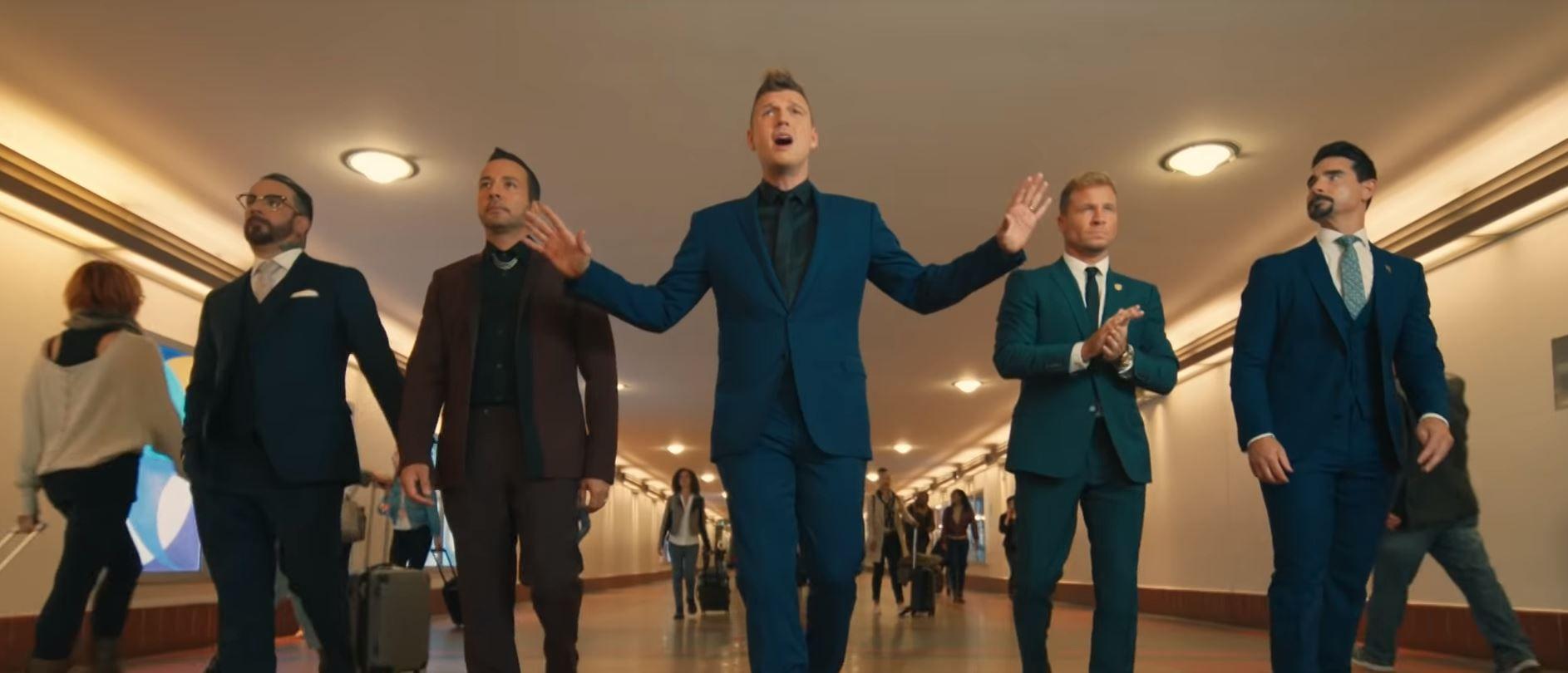 Backstreet Boys Chances Group