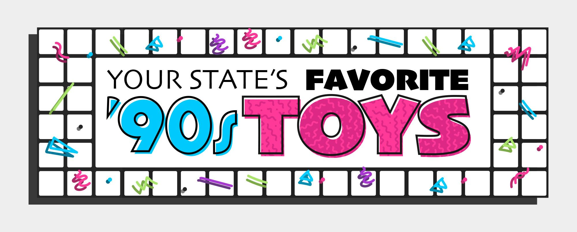 You State's favorite toys