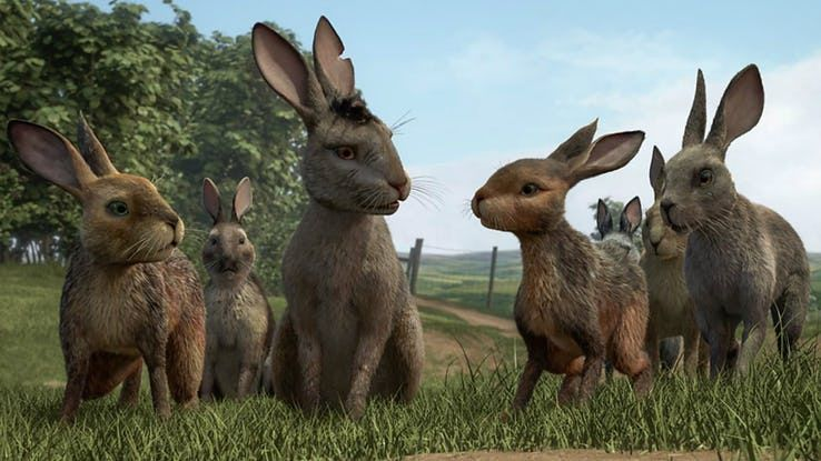 Watership Down new animated version