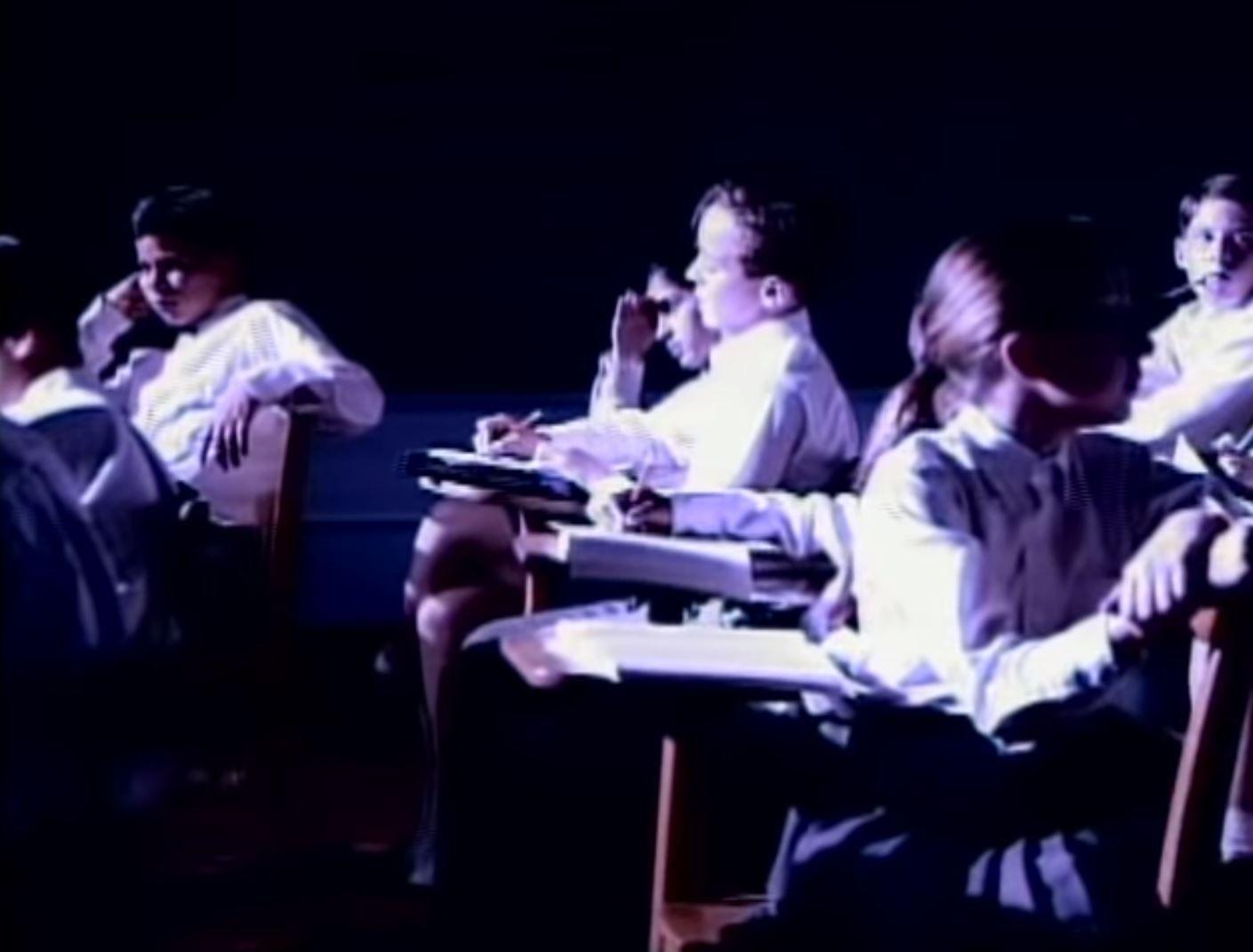 Jeremy music video