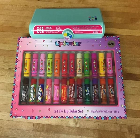 Lip Smackers 24 set