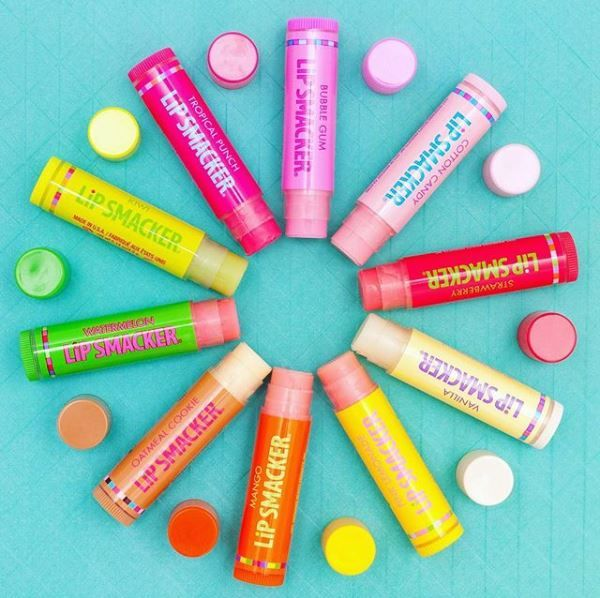 Lip Smackers original flavors