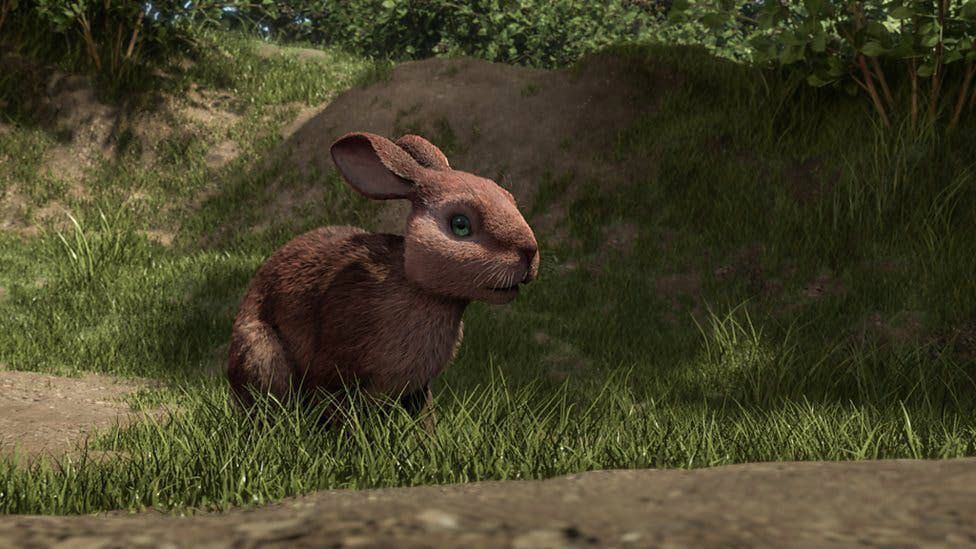 Watership Down new cgi version