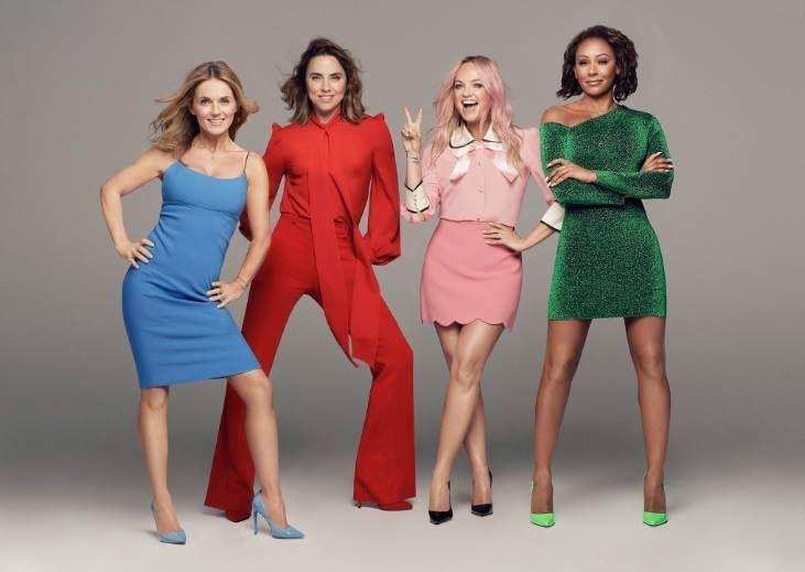 The Spice Girls Reunion Tour