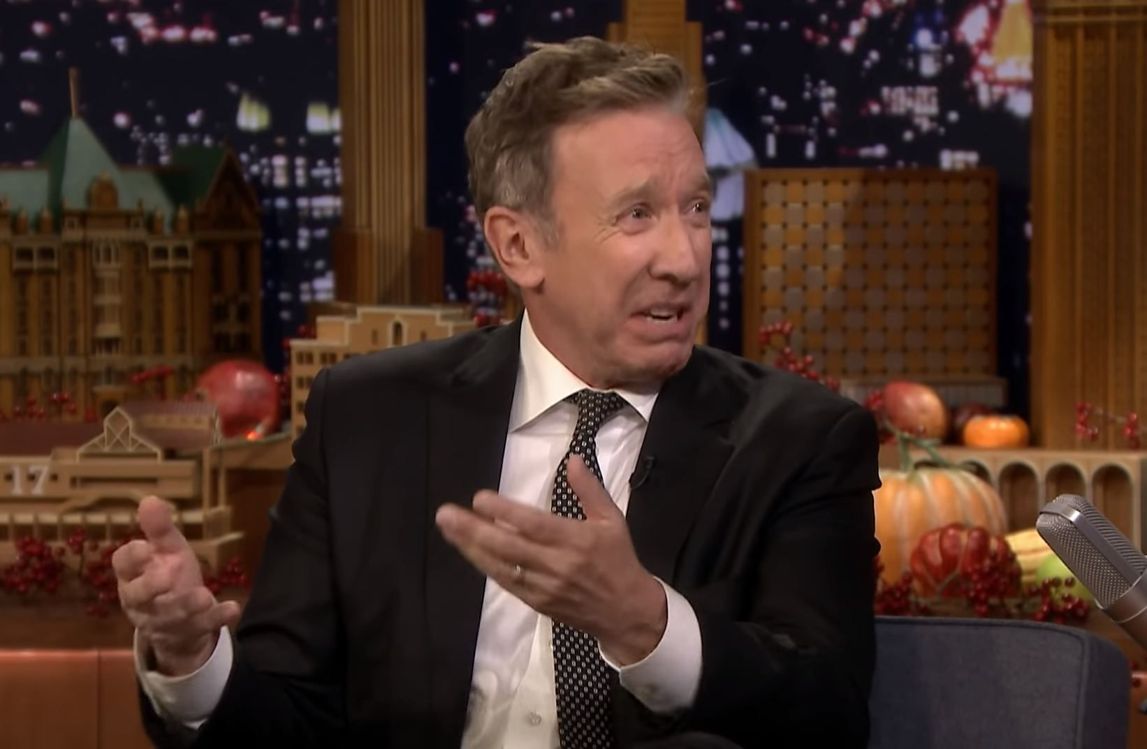 Tim Allen the tonight show