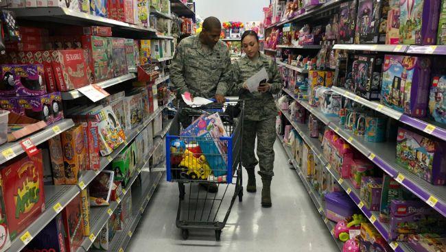 Christmas Walmart