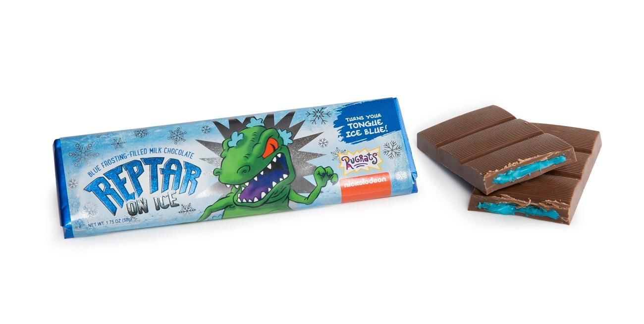 Reptar On Ice Chocolate Bars