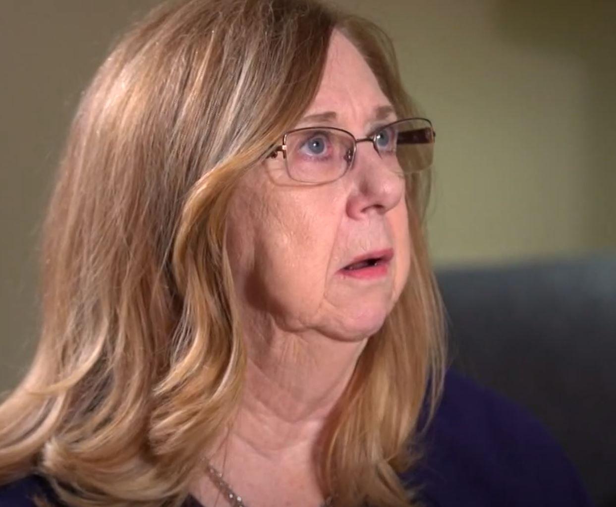 Wanda Delle talking about Jeremy