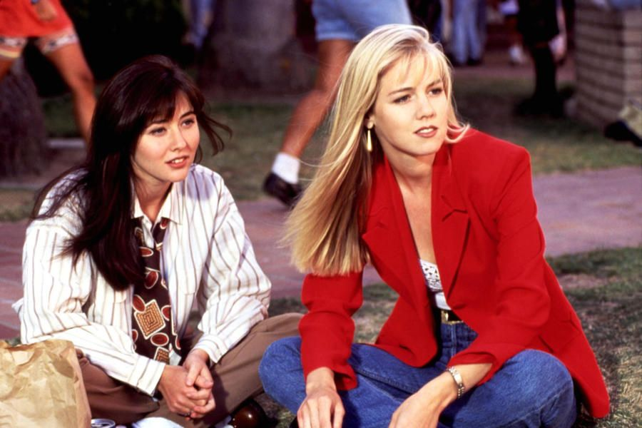 Kelly and Brenda 90210