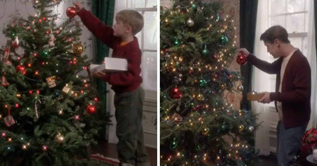 Home Alone comparison