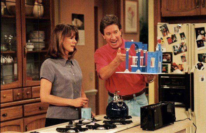 Home improvement Jill and Tim