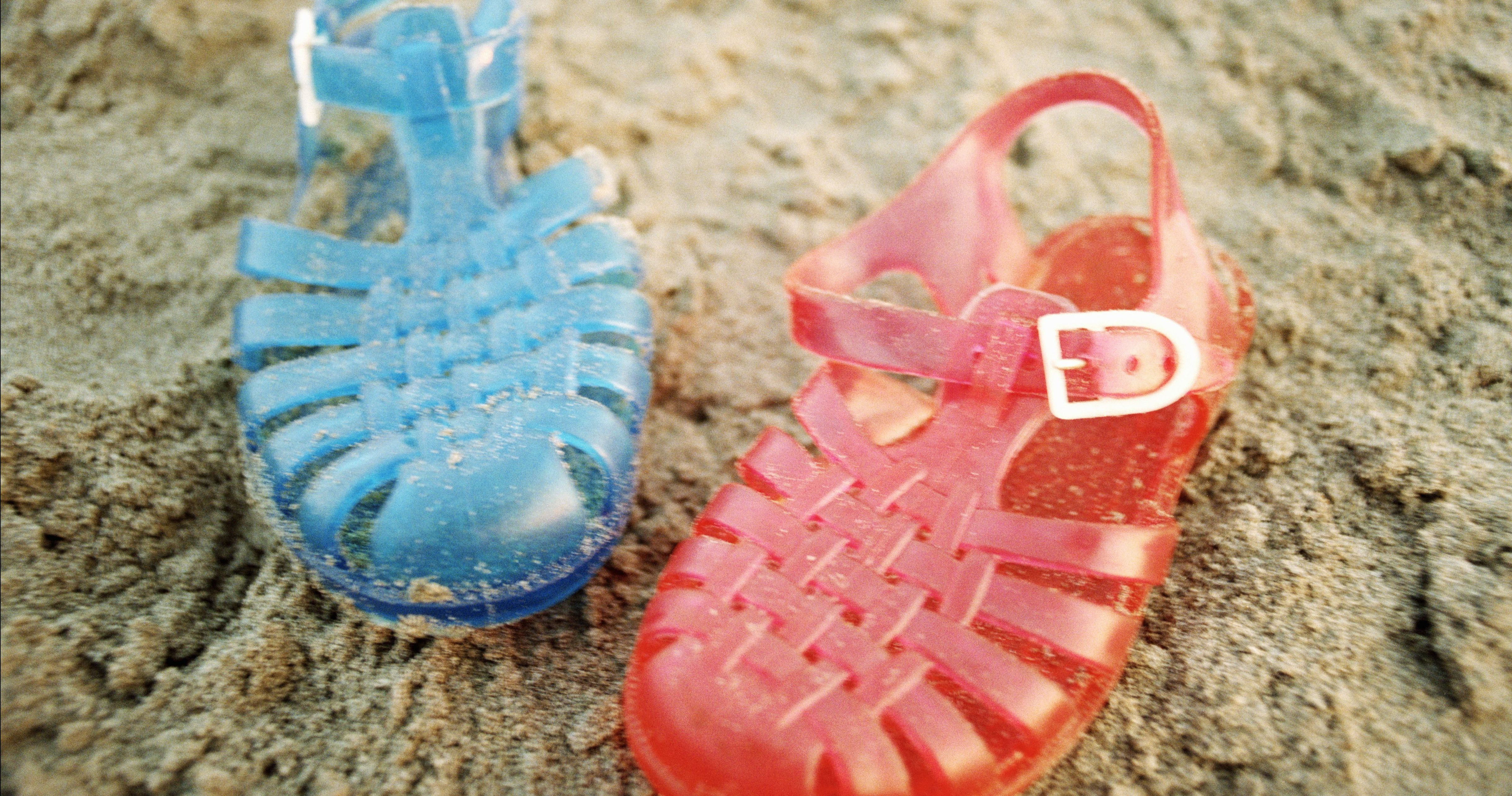 jelly shoes for babies